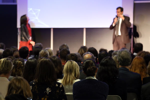 Exposer ou intervenir au salon du management